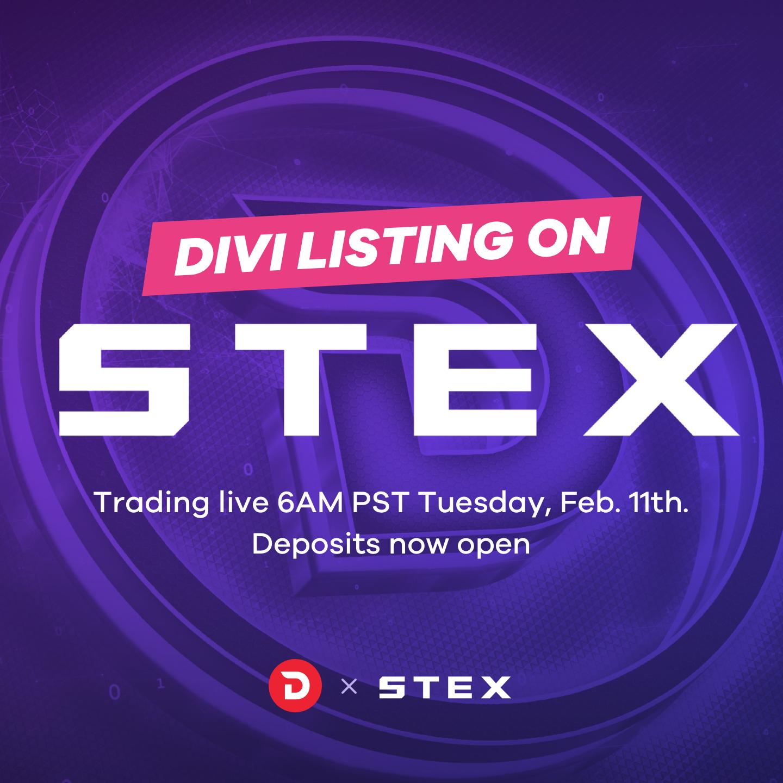 STEX_announcement